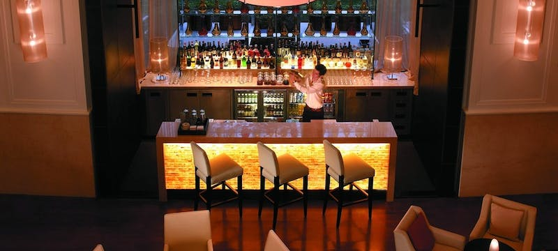 Angelini Bar at Shangri-La Bangkok