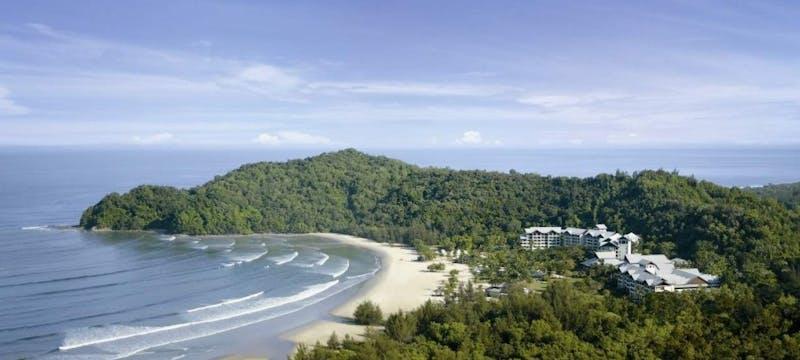 Shangri-La's combination of Borneo Rainforest and cosmopolitan Hong Kong