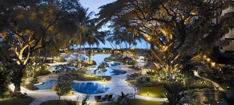 Shangri La Luxury in Bangkok & Penang