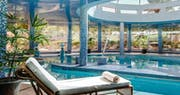 Spa Hydrotherapy Pool Area