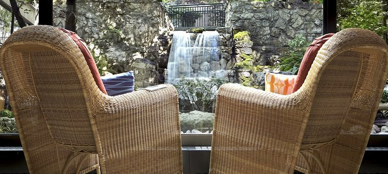 Lobby Rocking Chairs