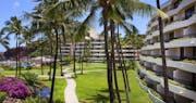 Expansive Lawns At Sheraton Maui Resort
