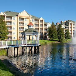 Exterior of Sheraton Vistana Resort Villas Lake Buena Vista