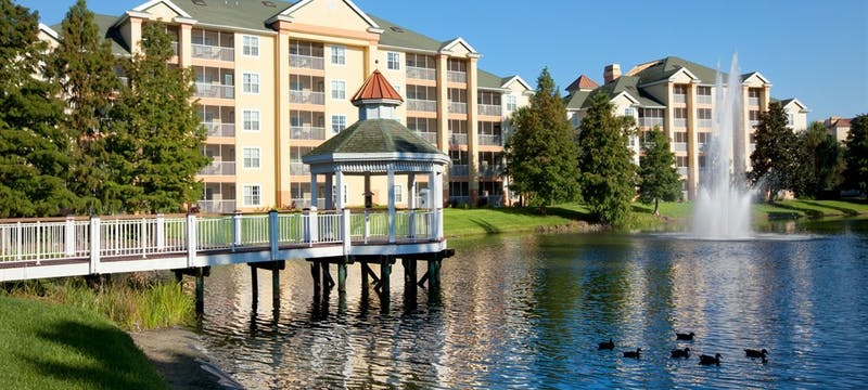 Sheraton Vistana Resort Villas Lake Buena Vista