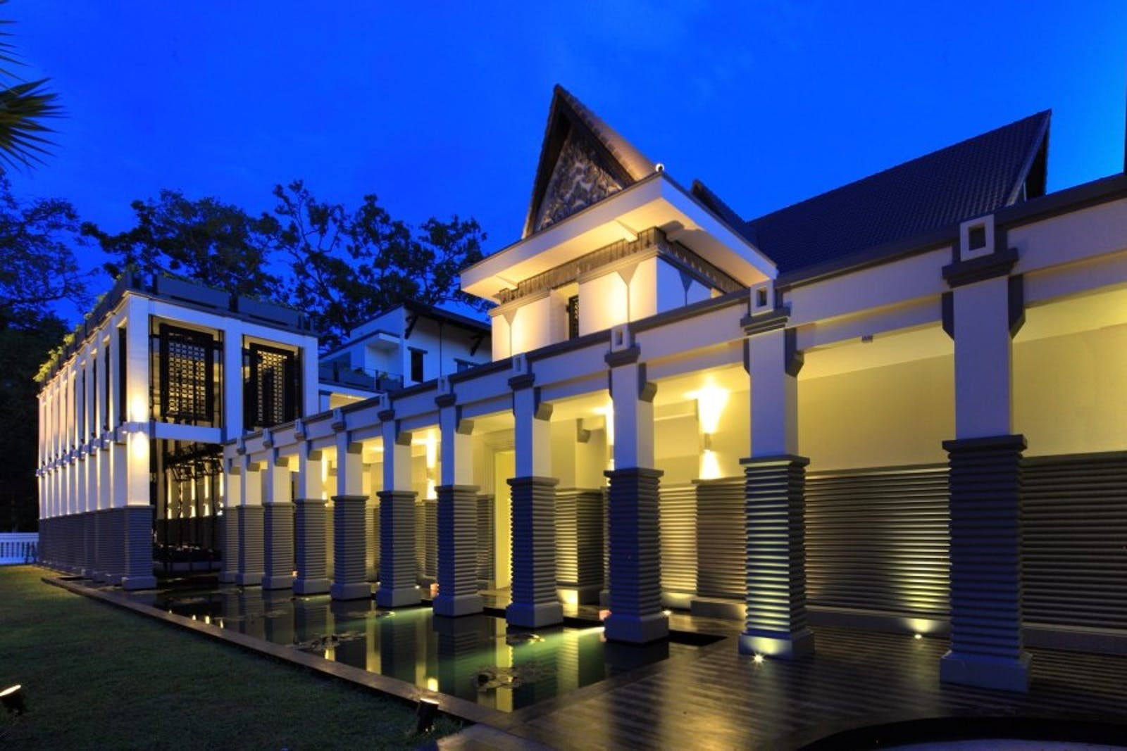Hotel Exterior at Shinta Mani Club, Cambodia
