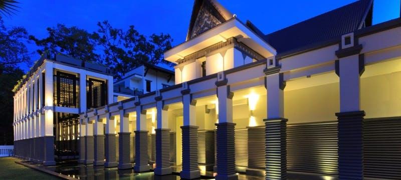 Hotel Exterior at Shinta Mani Club, Cambodia