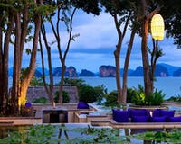 View from The Den  at Six Senses Yao Noi