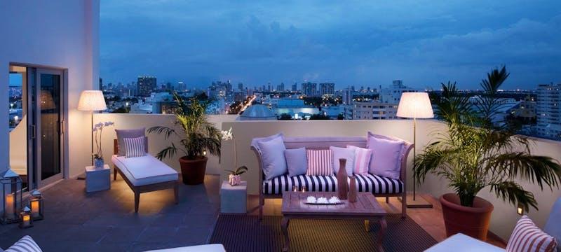 South Beach Suite Terrace