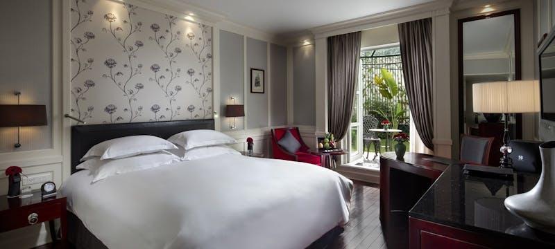 Premium Room with Garden View