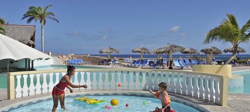 Kids Pool at Sol Rio de Luna y Mares