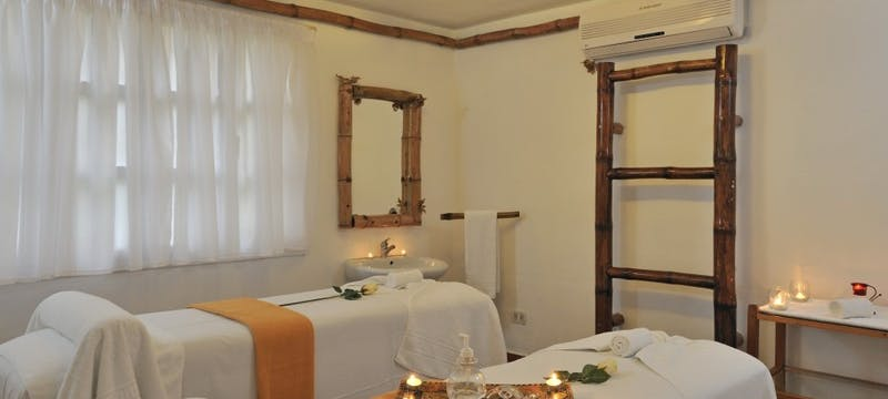 Couples Spa Treatment Room at Sol Rio de Luna y Mares