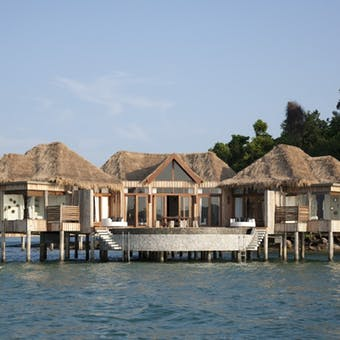 2 Bedroom Overwater Villa at Song Saa Private Island, Cambodia