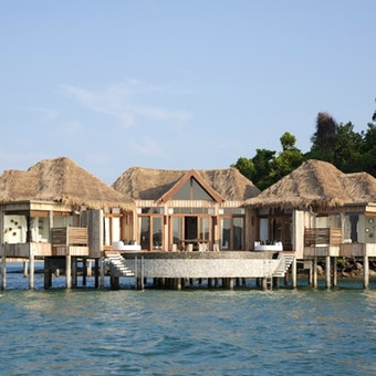 2 Bedroom Overwater Villa