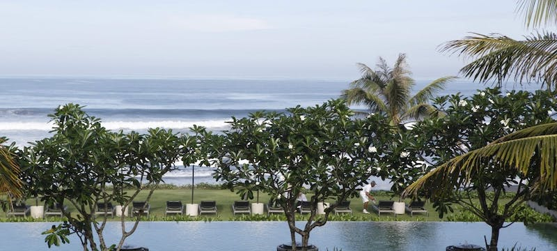 Main Pool  at Soori Bali