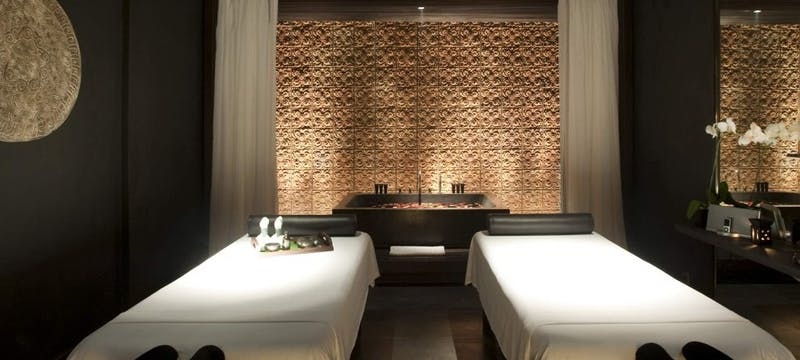 Spa Treatment Room  at Soori Bali