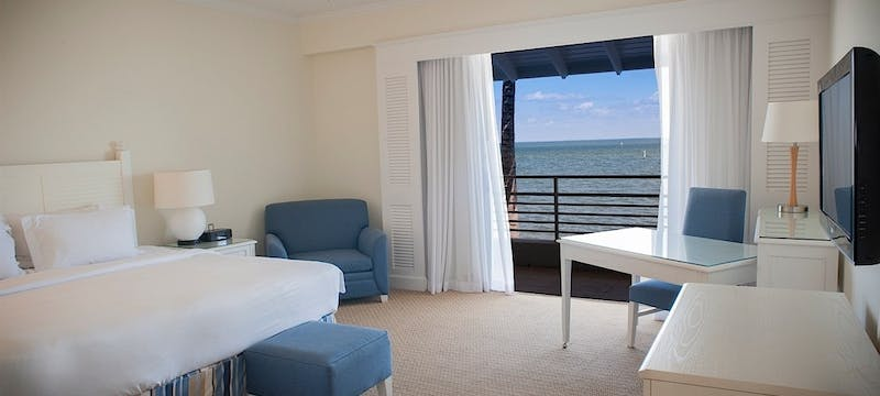 Harbourside Guest Room Water View