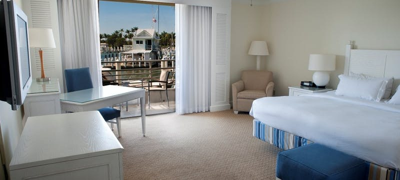 Harbourside Guest Room Marina View