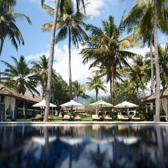 Boutique Borneo + Balinese Spa Resort