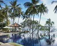 Main Swimming Pool at Spa Village Resort Tembok Bali