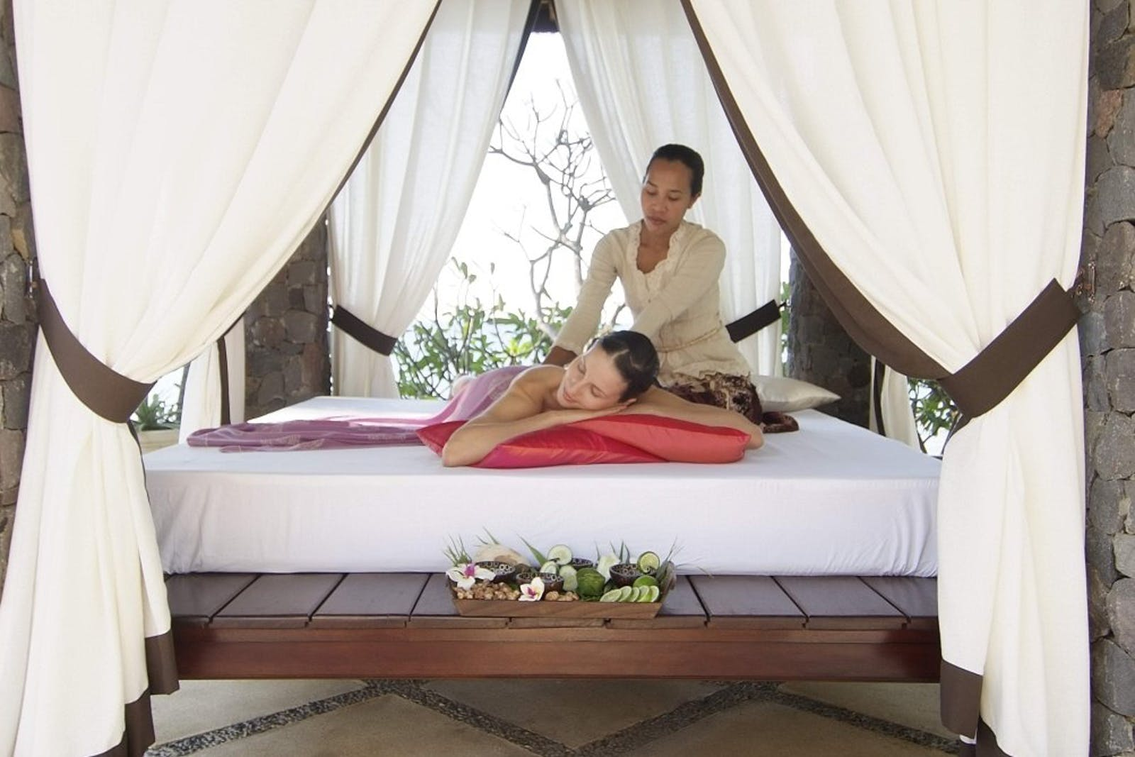 Bale Massage  at Spa Village Resort Tembok Bali
