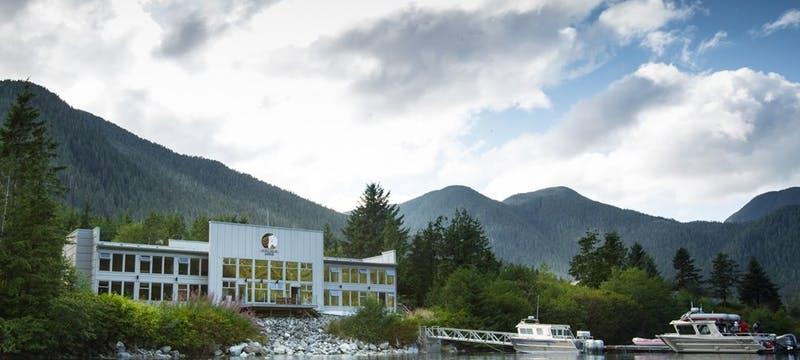 Spirit Bear Lodge - Photo by Cael Cook