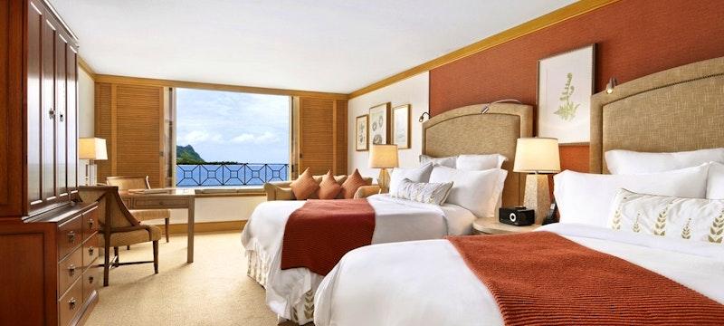 Premium Ocean View Queen Room