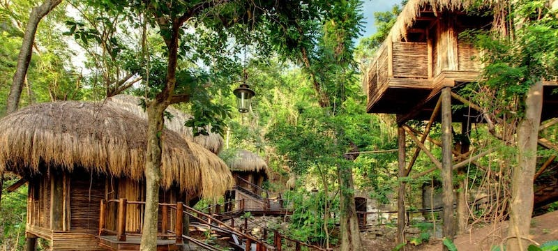 Rainforest Spa at Sugar Beach, a Viceroy Resort