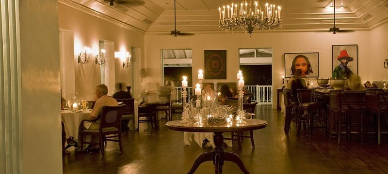 Great Room at Sugar Beach, a Viceroy Resort