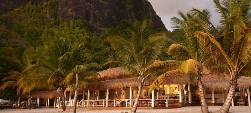 Bayside Restaurant at Sugar Beach, a Viceroy Resort