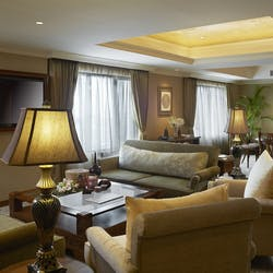 Club Suite at Sule Shangri-La Yangon