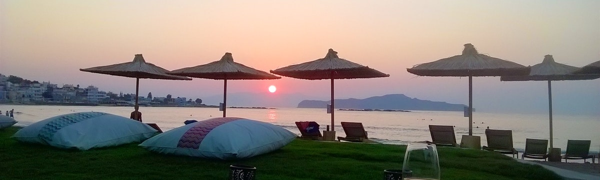 Sunsets & Serenity: Escape to adult-only heaven in Crete this summer!