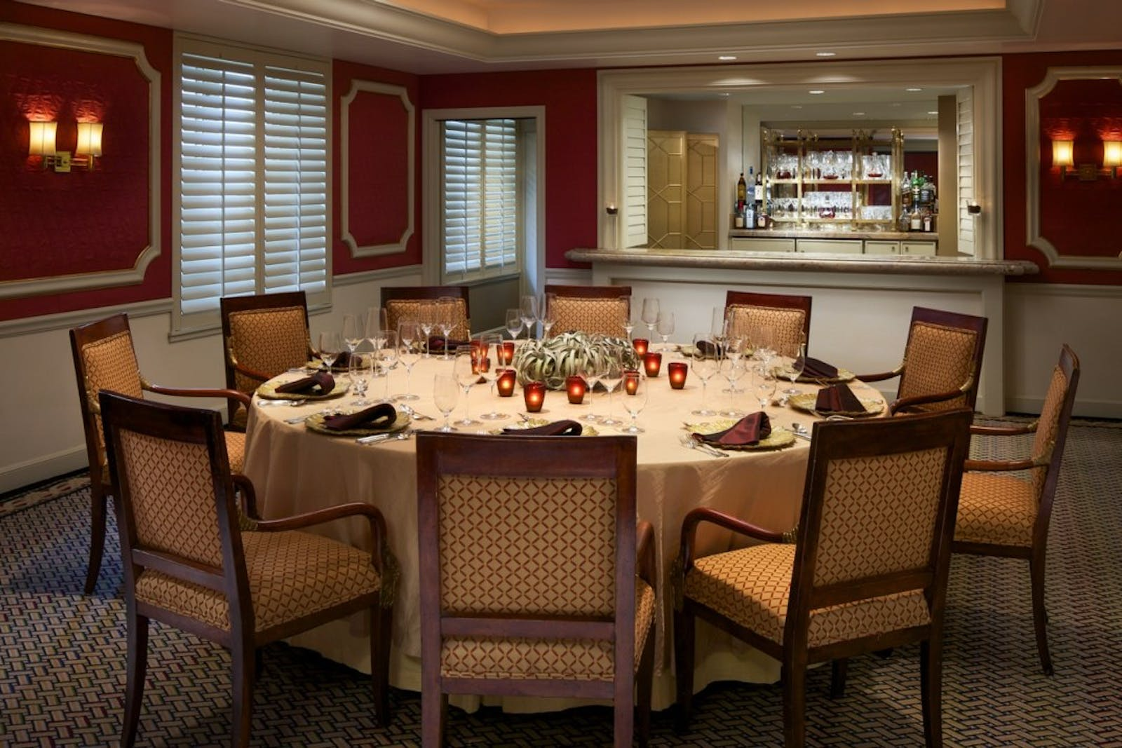 Campton One at Dining at Taj Campton Place, California