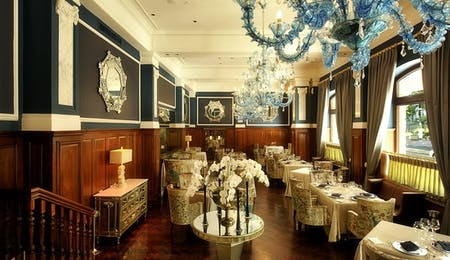 Restaurant at Taj Cape Town