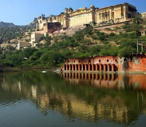 Amber Fort at Jaipur