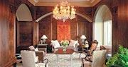Taj Mahal Place and Tower Hotel lobby