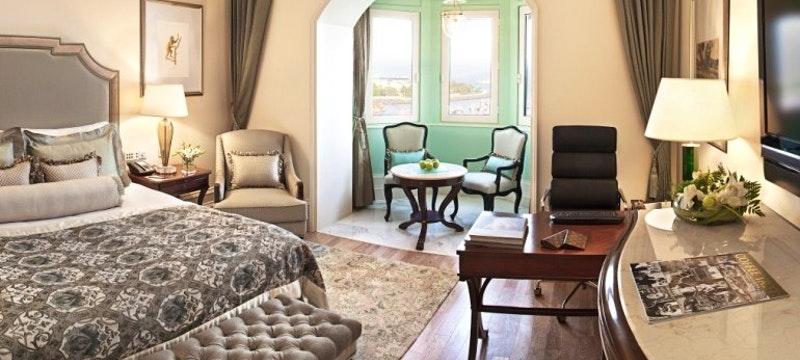 Taj Mahal Place and Tower Hotel Grande Room