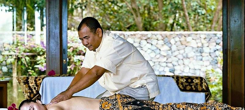 Traditional Malay Massage