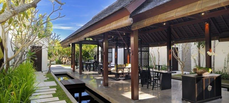 Bamboo Restaurant at The Amala, Bali