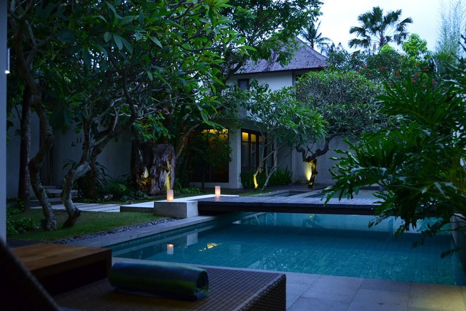 Main Pool at The Amala, Bali