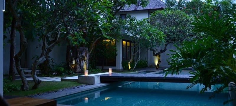 Main Pool at The Amala, Bali