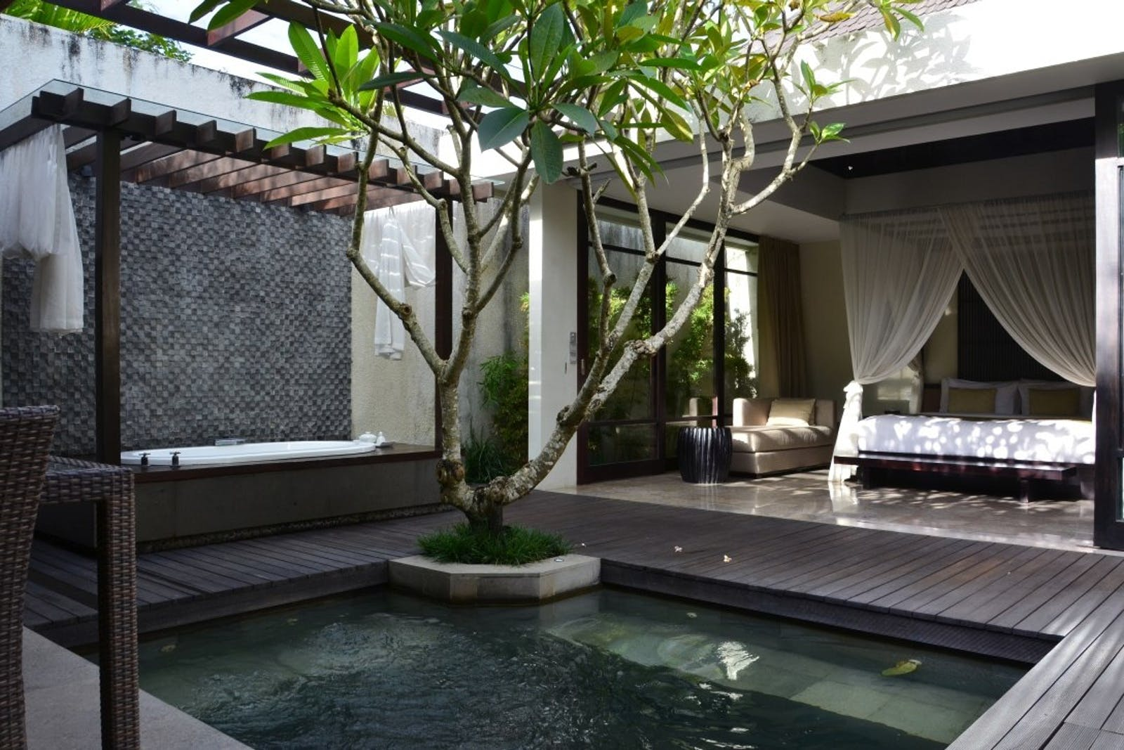 Spa Villa at The Amala, Bali