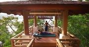 The Andaman Reading Pavilion