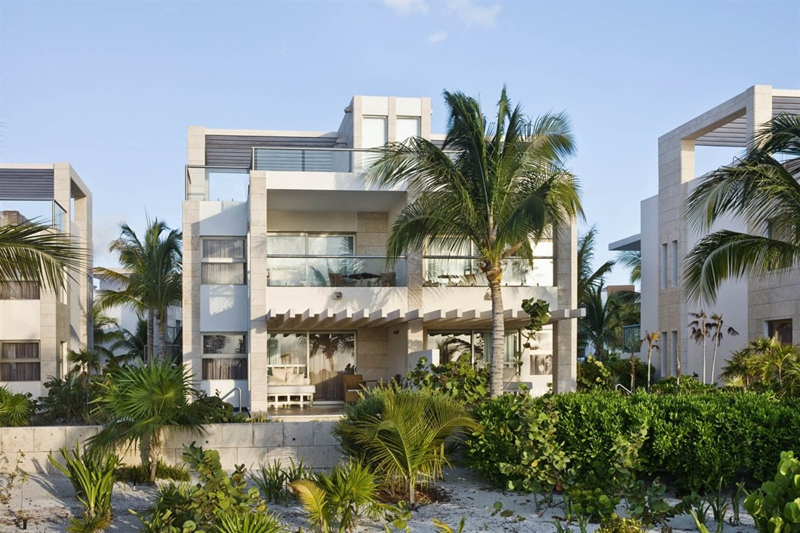Beachfront Casitas at The Beloved Hotel, Riviera Maya, Mexico