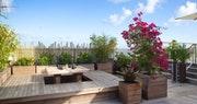 Wellness Garden Roof Deck