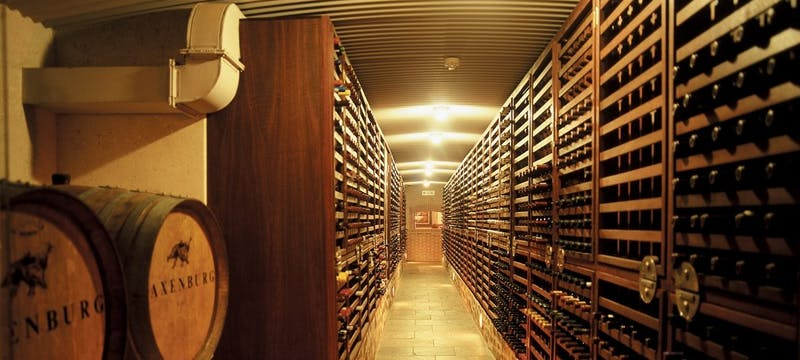 Wine Cellar at Cape Grace