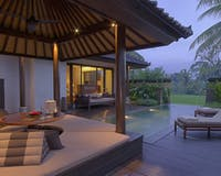 One Bedroom Pool Villa at The Chedi Club Tanah Gajah