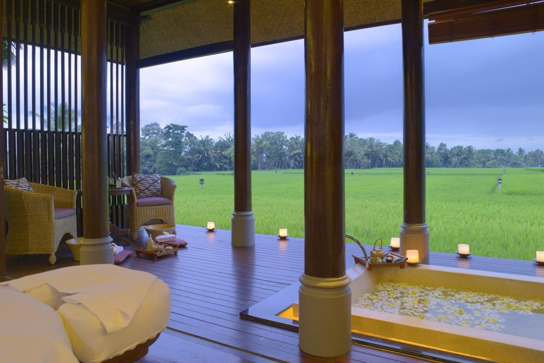 Spa Treatment Suite at The Chedi Club Tanah Gajah