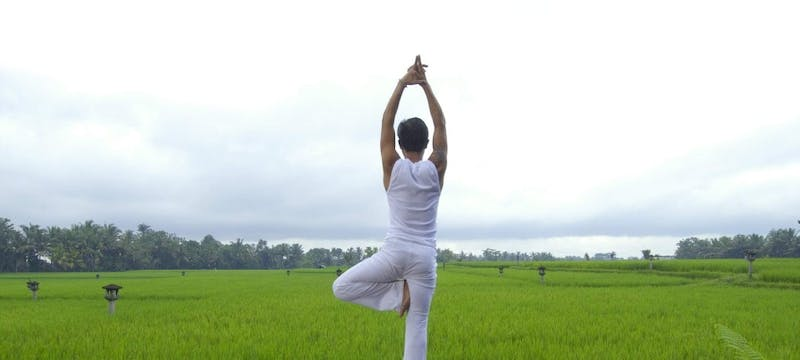 Yoga at The Chedi Club Tanah Gajah