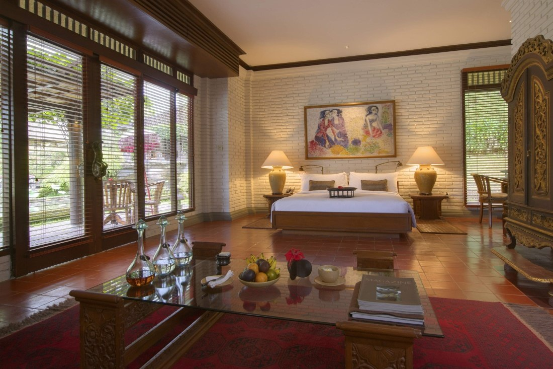 One Bedroom Suite at The Chedi Club Tanah Gajah