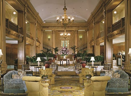 Fairmont Olympic Hotel, Seattle
